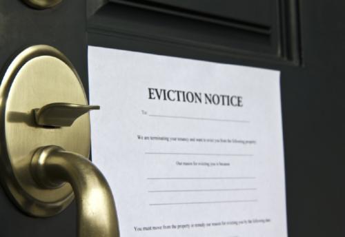Fourie Stott Eviction